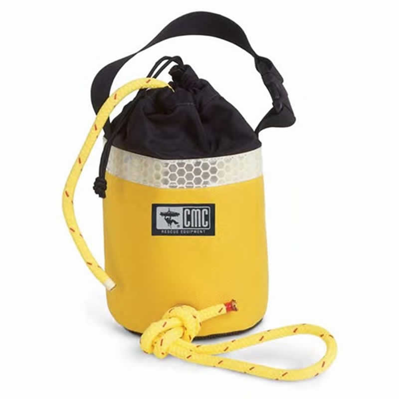 美国CMC Rescue ProSeries EZ-Stuff Throwline Bag With 50 ft. of NFPA Throwline 水上救援15米绳包 投掷绳包 291550